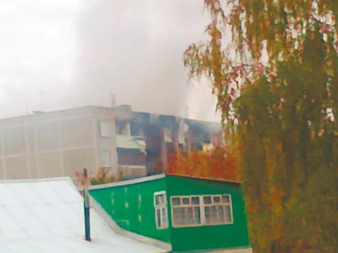 Одна квартира взорвала весь дом