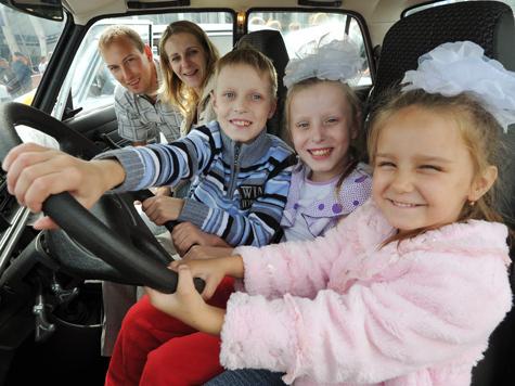 Андрей скоч и его дети фото