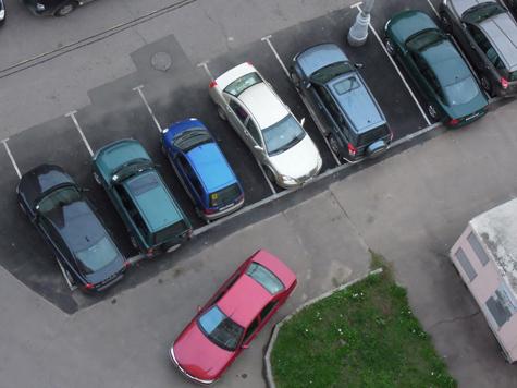 Подземные парковки построят незаметно для водителей