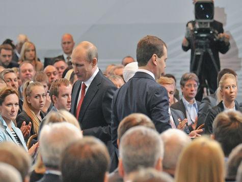 Почему Медведева не уволят из премьеров
