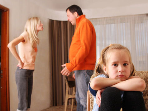 Как делится ребенок при разводе