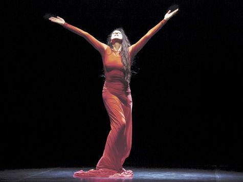 Мария Пахес: «Я не нашла ответа, что значит слово «фламенко»