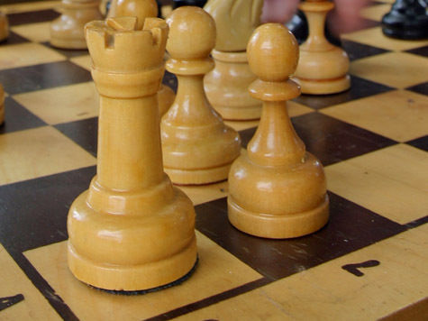 Жаркое шахматное лето