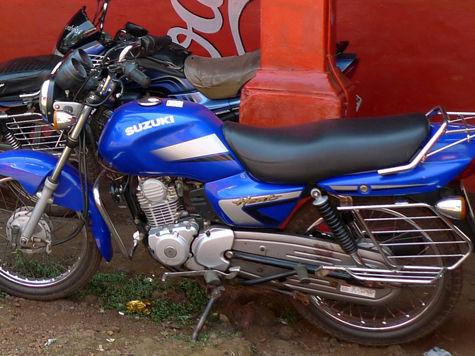Чиновникам станет невыгодно ездить по делам на мотоцикле