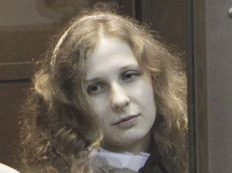 Сегодня суд рассмотрит жалобу Алехиной из Pussy Riot