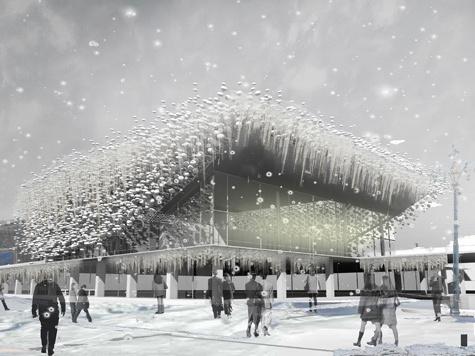 Архитекторы со всего мира состязались в конкурсе на его реконструкцию