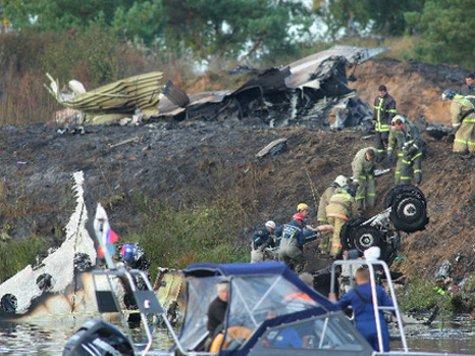 О причинах катастрофы Як-42 знают, но молчат