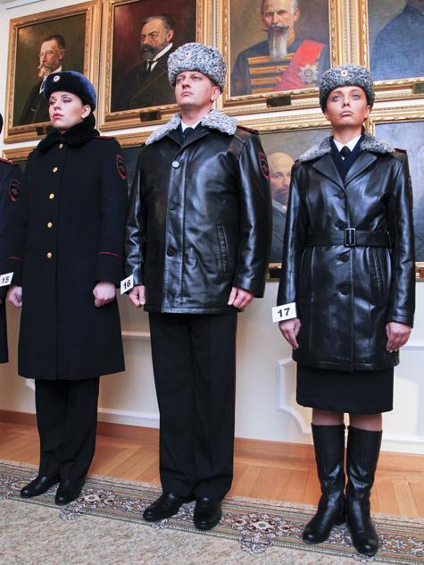 Полицейскую форму ждут дореволюционные изменения