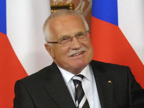 Президенту Чехии объявили импичмент за государственную измену