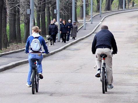 Тишину Тимоховского оврага нарушат велосипедисты