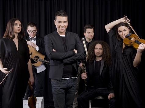 Фаворит «Евровидения-2012» запел по-русски