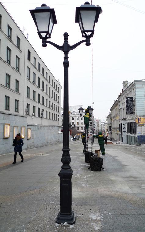 На юго-западе Москвы не будет недостатка в пешеходных зонах