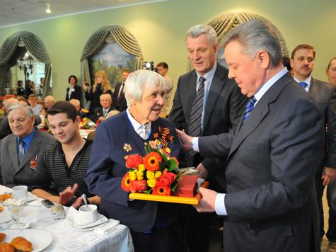 Губернатор Московской области Борис Громов: