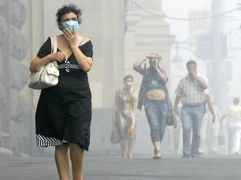 За состоянием воздуха в столице будут следить мобильные станции