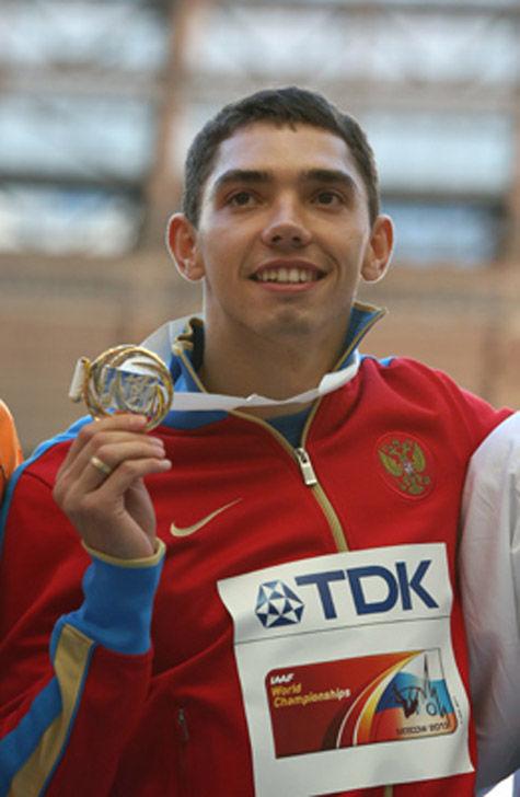 Чемпион мира Александр Меньков: «Прыжок на 9 метров — реально!»