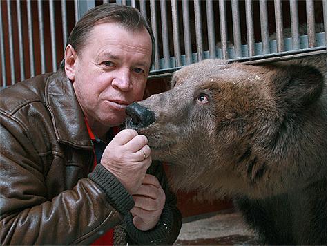 В день 130-летия Цирка на Цветном стартует уникальное медвежье ралли