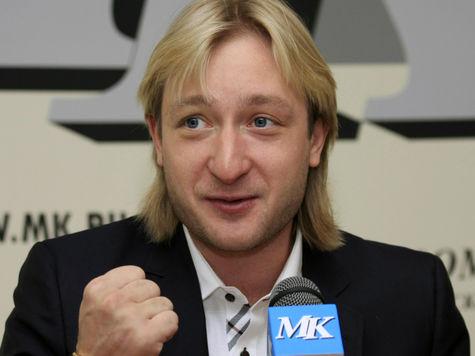 Хедлайнер Плющенко и рекорды