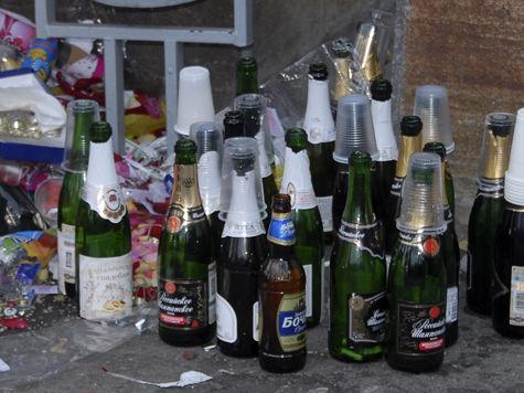 В России могут запретить продажу алкоголя за наличные