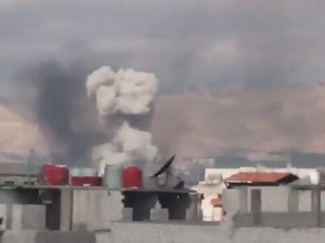 Бомбардировка Сирии окажется более длительной и продлится три дня