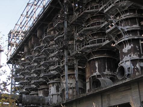 На месте старых промышленных зон в столице возведут церкви