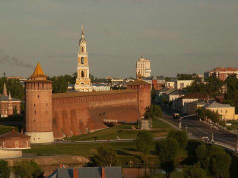 Символом Подмосковья станут два кремля