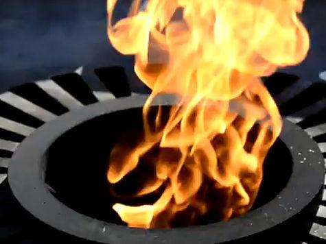 В Нижегородской области подростки сушили вещи на Вечном огне