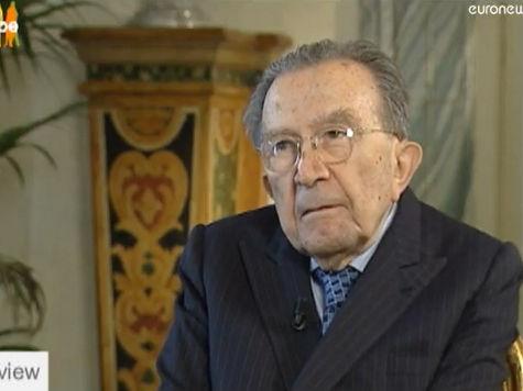 Скончался семикратный премьер-министр Италии Джулио Андреотти