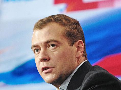 Медведев стал кандидатом в депутаты
