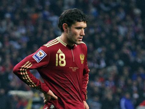Футболисту Жиркову напомнили, что дружба дружбой, а денежки — врозь
