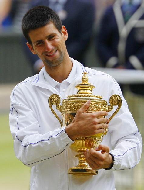 Наконец-то в мужском теннисе появился новый лидер, способный составить конкуренцию Федереру и Надалю