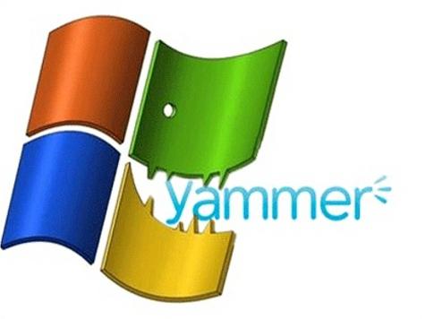 Microsoft купит соцсеть Yammer