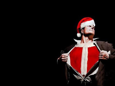 Как Дед Мороз человечество спас