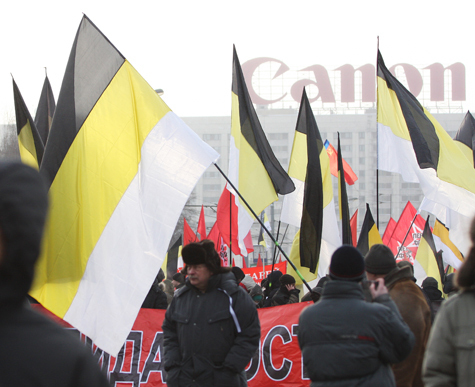 Шествие против «узурпации власти и политических репрессий»