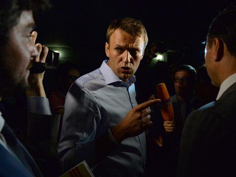 Навальный может попасть под уголовку за клевету на эсера Пахолкова