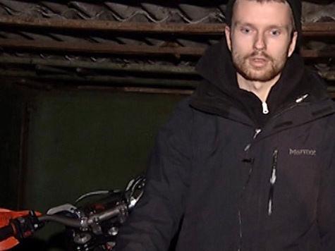 Байкера, проехавшегося по станции метро, поместили под домашний арест