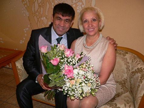 Таджик Джимми женился на русской биатлонистке