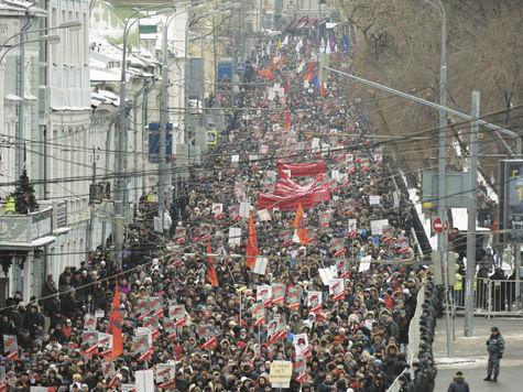 Столичная мэрия согласовала митинг в защиту фигурантов