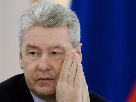 Собянин уверен, что большинству москвичей не нужна революция