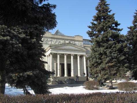Музей Пушкина сможет отремонтировать любой желающий