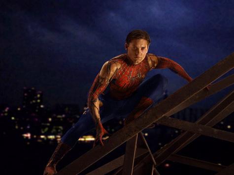 """Человек-паук"" попался сам"
