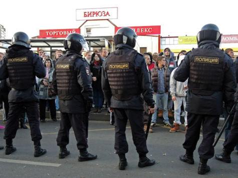 """А владельцы ТК"""" Бирюза"""" отказывались нанимать охранников, потому что у них """"все схвачено на самом верху"""""""
