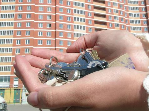 Московские квартиры дорожают вопреки элементарной логике