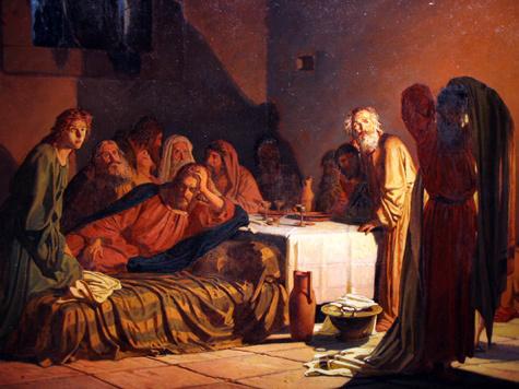 Пророк искусства милосердия и боли