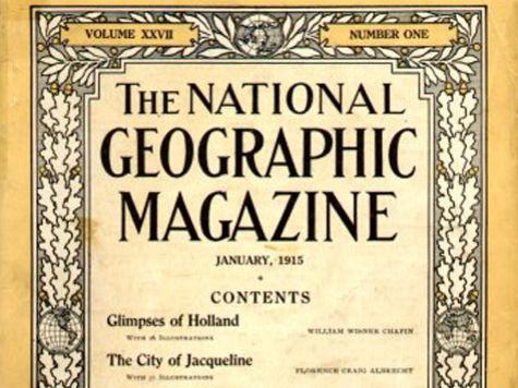 В столичном Центре братьев Люмьер покажут редкие кадры National Geographic