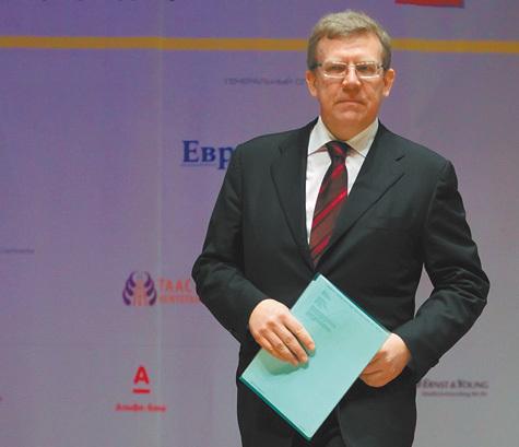 Экс-министр финансов впервые после отставки вышел в свет