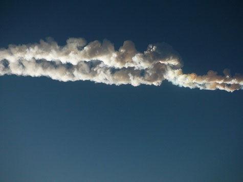 Южный Урал после метеорита