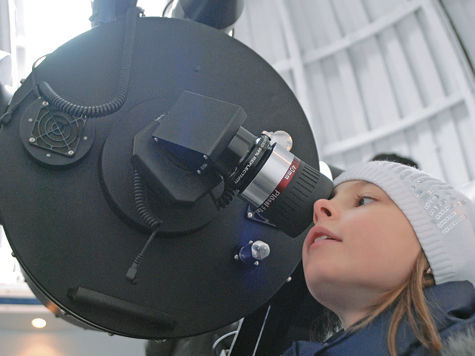 В «Сокольниках» открываются обсерватория и ледяной бар