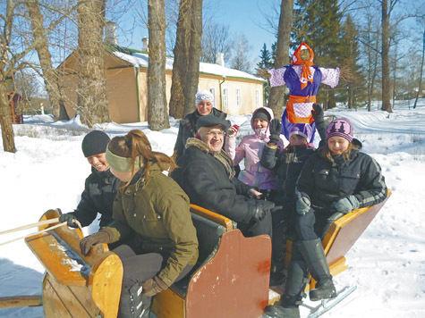 На веселую Масленицу — в гости к Чехову