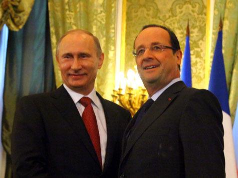 Путин о сирийском вопросе: «Тут без бутылки водки не разобраться»