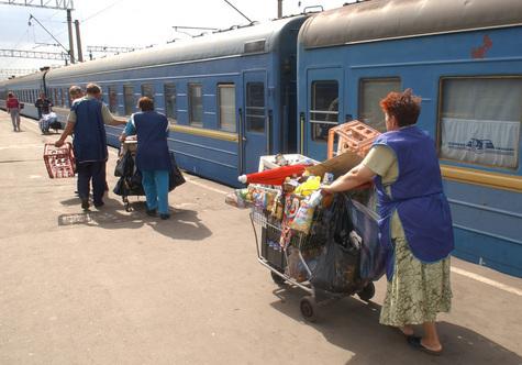 Один из гастарбайтеров, изнасиловавших и ограбивших проводницу Московско-Киевского направления железной дороги, задержан на днях железнодорожными милиционерами